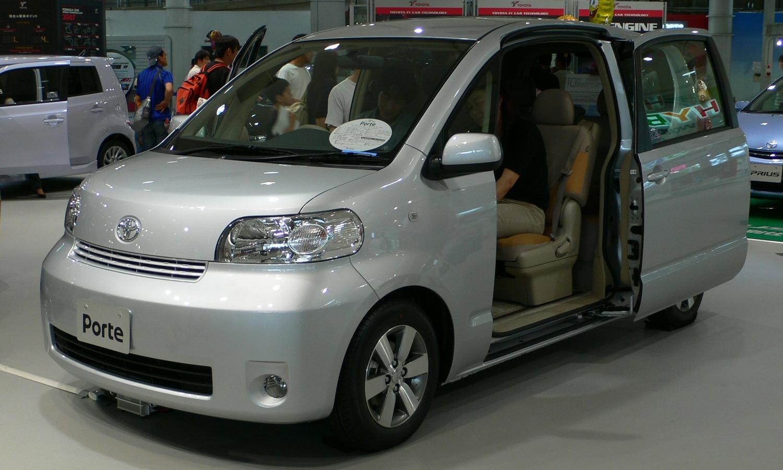Electric Sliding Doors Car
