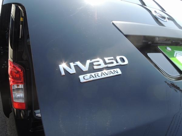 ガリバー キャンピングカー NV350