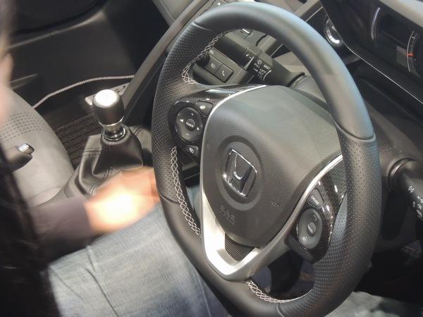 S660 ハンドル ステアリングホイール