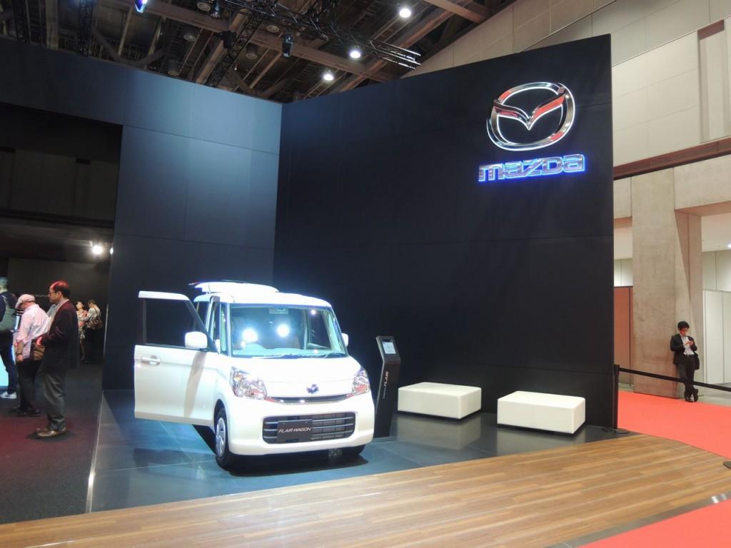 フレアワゴン 東京モーターショー2015