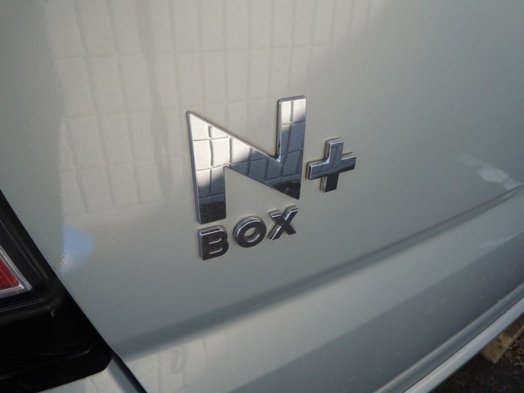 N-BOX+のロゴ