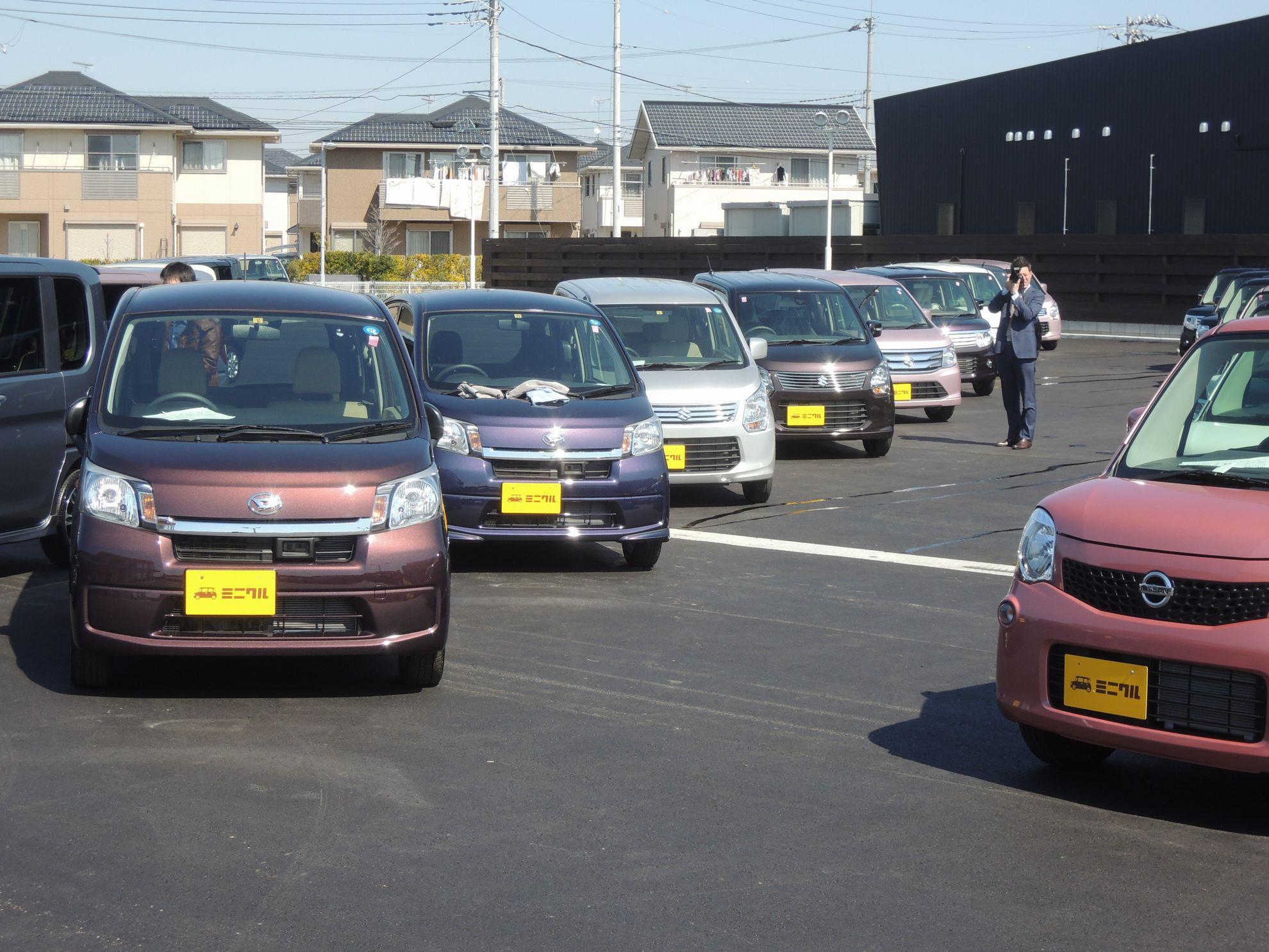 ほぼ新車なのに10万円引き!? 絶対知っておくべき「未使用車」の基本のイメージ